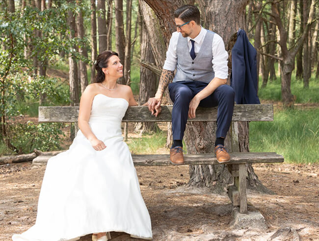Huwelijksfotografie Frank Lambrechts Picturesk