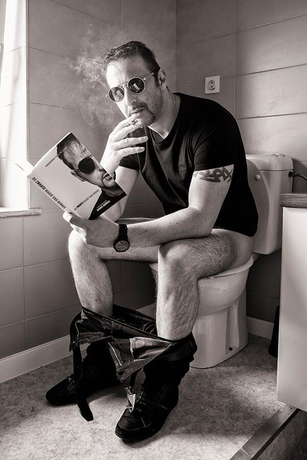 Professioneel Fotograaf Frank Lambrechts Picturesk Portretfotografie Dennis Black Magic