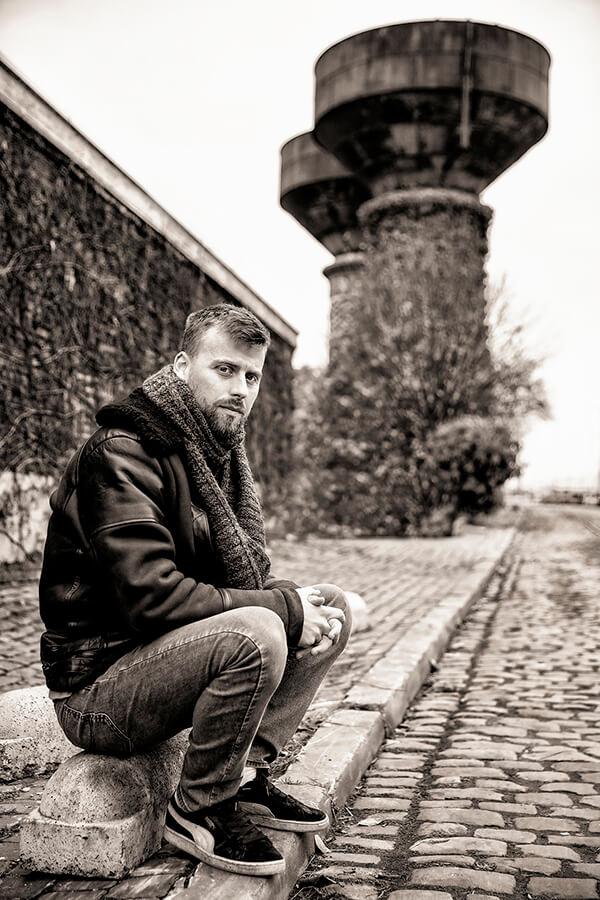 Professioneel Fotograaf Frank Lambrechts Picturesk Portretfotografie Johannes Faes