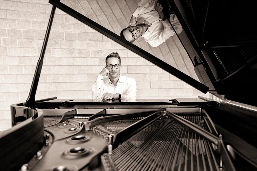 Professioneel Fotograaf Frank Lambrechts Picturesk Portretfotografie Sven van den Wyngaert